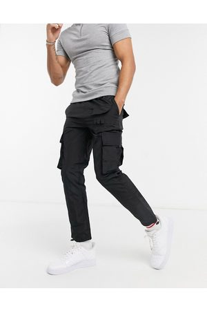 Topman Techy cargo pants in