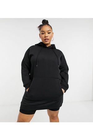 Yours Longline hoodie in
