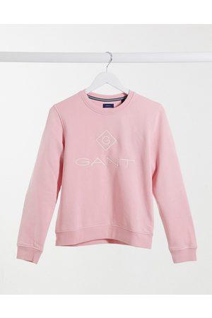 GANT Sweatshirt with chest logo in