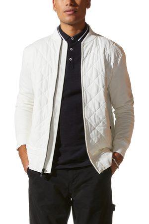 Good Man Brand Men Bomber Jackets - Men's Mayhair Quilted Bomber Jacket