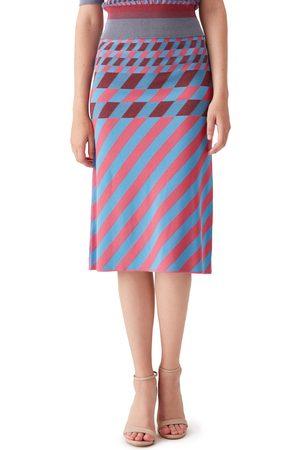 DVF Women Skirts - Women's Laris Knit Skirt