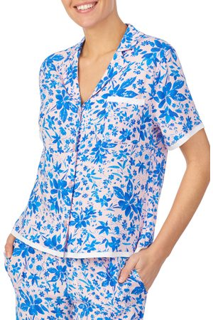 Room Service Women's Print Pajama Top