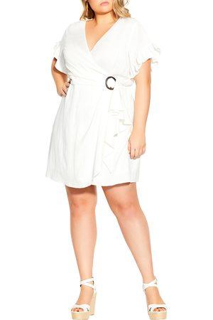 City Chic Plus Size Women's Perfect Dress