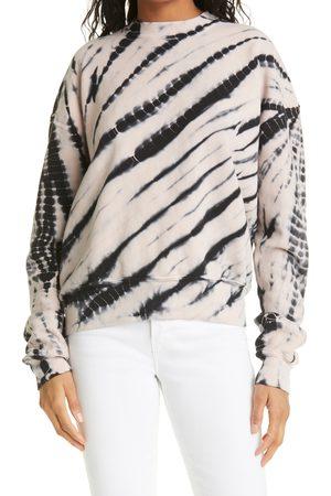 PROENZA SCHOULER WHITE LABEL Women Sweatshirts - Women's Proenza Schouler Tie Dye Sweatshirt