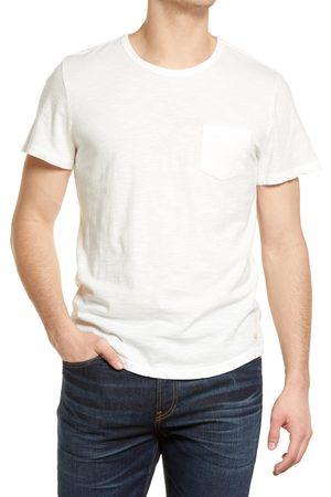 Marine Layer Men's Saddle Hem Pocket T-Shirt