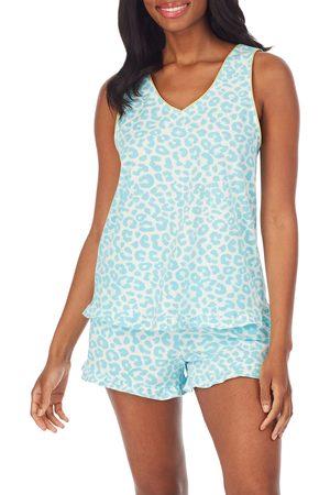BedHead Women Nightdresses & Shirts - Women's Ruffle Trim Short Pajamas