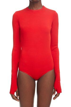 Givenchy Women's Open Back Bodysuit