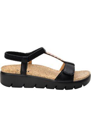 Alegria Women's Harlie T-Strap Sandal
