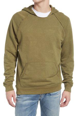 Alternative Men Hoodies - Men's Crinkle Pullover Hoodie