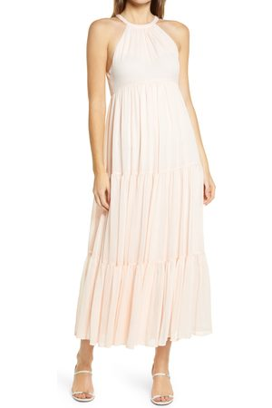 Chelsea Women's Tiered Chiffon Dress