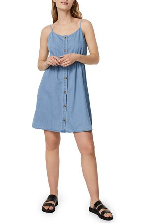Vero Moda Women's Flicka Denim Minidress
