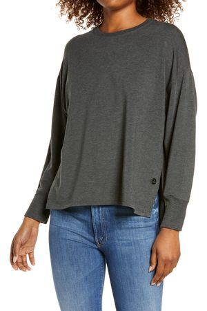 L.L.BEAN Women Hoodies - Women's Softflex Sweatshirt