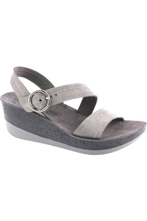 Fantasy Women's Nina Platform Wedge Sandal