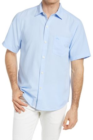 Tommy Bahama Men's Coconut Point Short Sleeve Button-Up Shirt