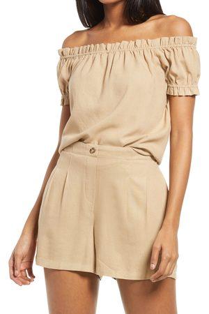 Vero Moda Women Strapless Tops - Women's Off The Shoulder Top