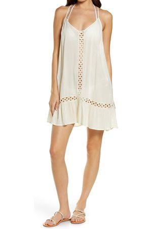 Chelsea Women's Emilee Tassel Cover-Up Dress
