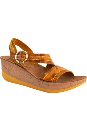 Fantasy Women Sandals - Women's Nina Platform Wedge Sandal