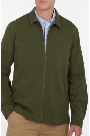 Barbour Men's Ulverston Cotton Shirt Jacket