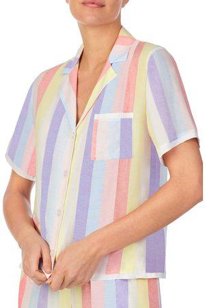 Room Service Women Pajamas - Women's Print Pajama Top