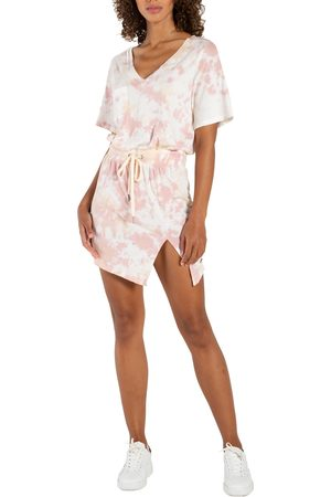 N:philanthropy Women's Bali Tie Dye T-Shirt Dress