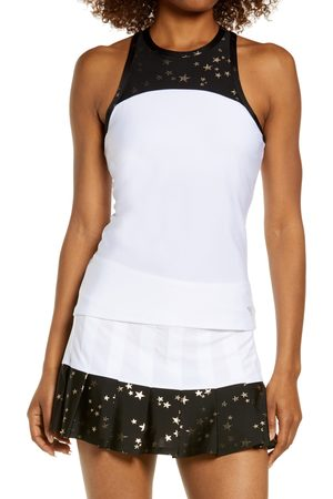 EleVen by Venus Williams Women's Center Court Racerback Tank Top