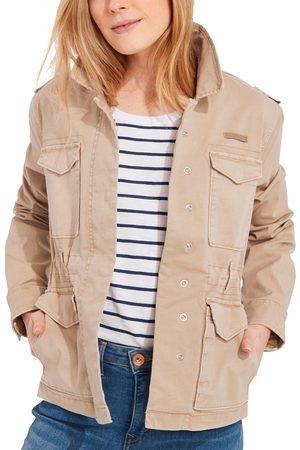 Vineyard Vines Women's Garment Dyed Utility Jacket