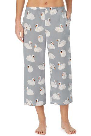 Shady Lady Women Pajamas - Women's Crop Pajama Pants