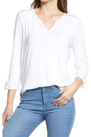 NYDJ Women's Perfect Boho Tunic Top