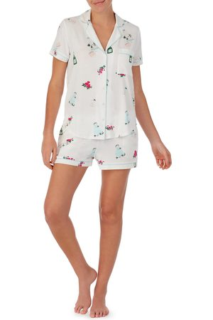 Kate Spade Women's Print Short Pajamas