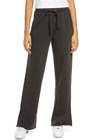 Alternative Women's Women's Loopside Slit Hem French Terry Lounge Pants