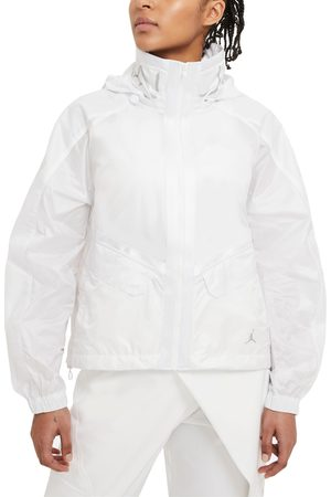 Jordan Women Coats - Women's Future Primal Hooded Crop Jacket