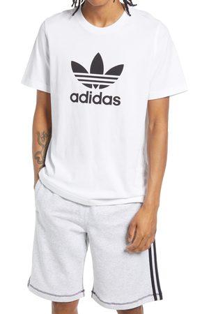 adidas Men T-shirts - Men's Adidas Original Men's Trefoil Graphic Tee