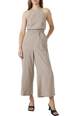 Bardot Women Jumpsuits - Women's The Halter Jumpsuit