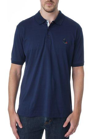 Robert Graham Men Polo Shirts - Men's Archie Classic-Fit Polo - Navy - Size XXL