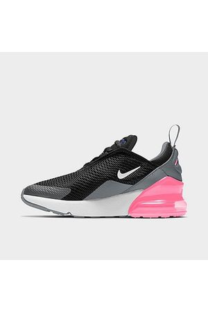 Nike Girls' Little Kids' Air Max 270 Casual Shoes in /