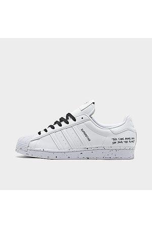 adidas Men's Originals Superstar Canvas Casual Shoes Size 4.0