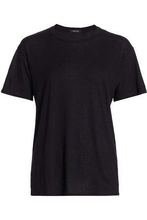 R13 Women's Boyfriend T-Shirt - - Size Small