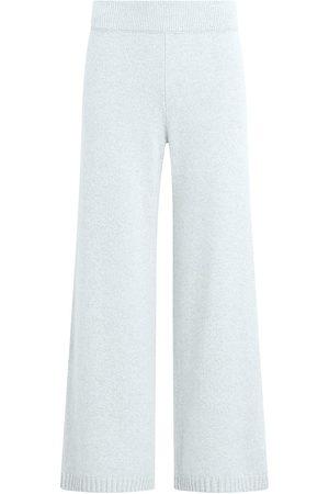 Leset Women's Zoe Wide-Leg Pants - Mist - Size XL