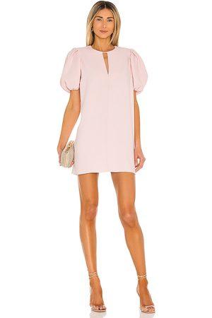 Amanda Uprichard Fame Dress in Blush.