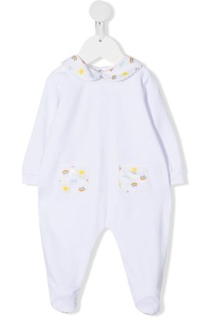 SIOLA Bodysuits & All-In-Ones - Graphic-print cotton babygrow