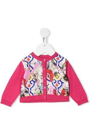 Dolce & Gabbana Floral-print cardigan