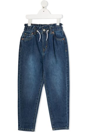 Levi's Boys Straight - Drawstring straight-leg jeans
