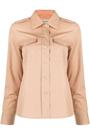 Saint Laurent Fitted poplin shirt