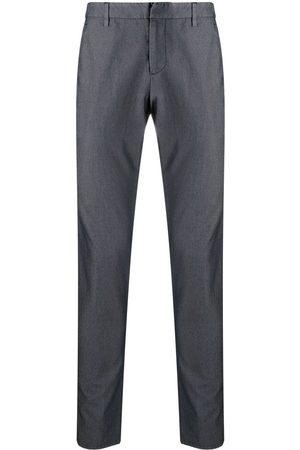 Dondup Men Chinos - Straight-leg cotton chinos