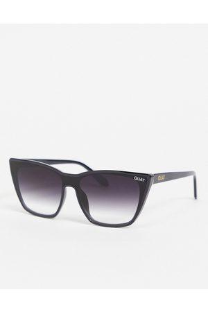 Quay Australia Quay On Point womens cat eye sunglasses in