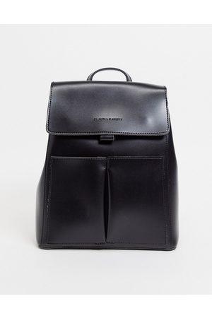Claudia Canova Women Rucksacks - Double pocket backpack in