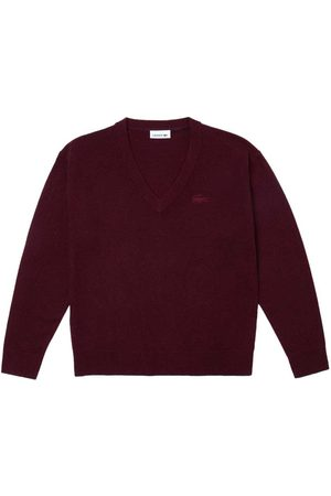 Lacoste V Wool 4 Wine Chine