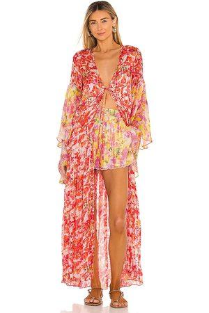 ROCOCO SAND Nesh Kimono in Pink.