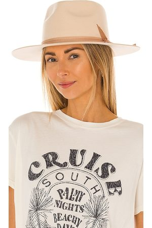 Lack of Color Zulu Hat in Ivory.