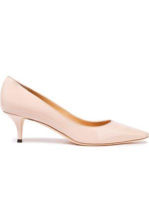 Giuseppe Zanotti Woman Notte 50 Patent-leather Pumps Pastel Size 36